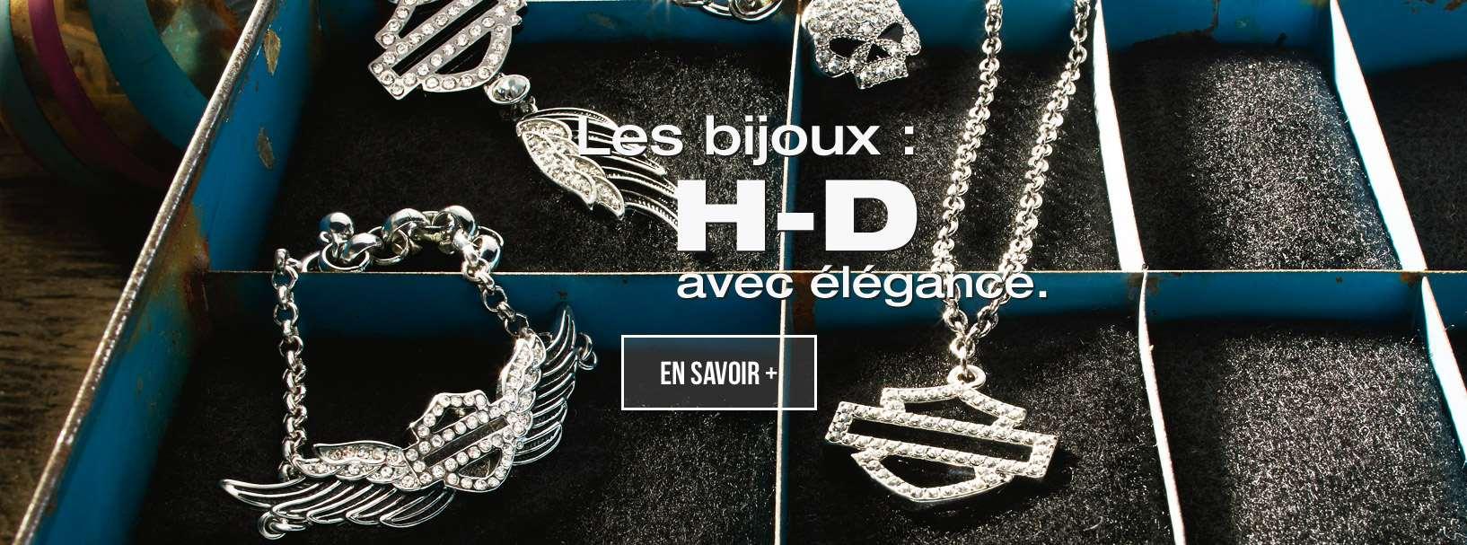 bijoux femme harley davidson
