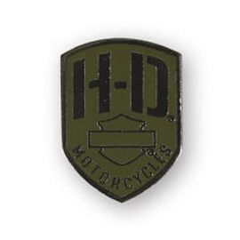 "PIN'S ""HD BADGE"" HARLEY DAVIDSON"