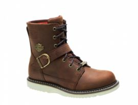 "BOTTINES ""DARTON BROWN"" HARLEY DAVIDSON"