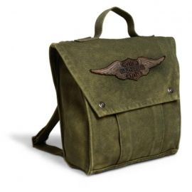 "SAC A DOS ""BACKPACK WINGED LOGO"" HARLEY DAVIDSON"