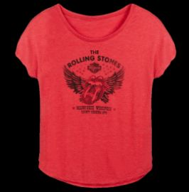 "T-SHIRT ""WINGED"" - HARLEY-DAVIDSON X THE ROLLING STONES"