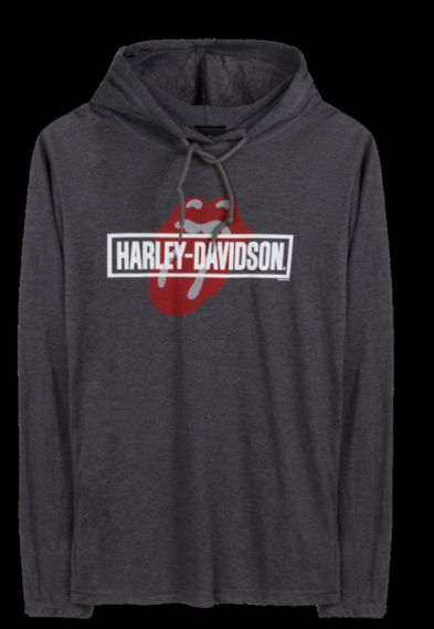 "HOODIE ""MASH"" - HARLEY-DAVIDSON X THE ROLLING STONES"