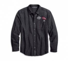 "CHEMISE ML "" MULTI PATCH "" HARLEY-DAVIDSON"