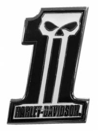 "PINS ""DARK CUSTOM"" - HARLEY-DAVIDSON"