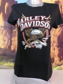 "T-SHIRT ""FLYING START"" - HARLEY-DAVIDSON"