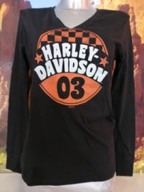 "T-SHIRT ML ""FINDING MY WAY"" - HARLEY-DAVIDSON"