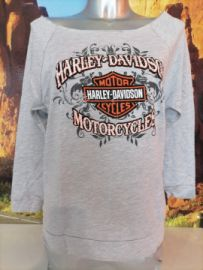 "T-SHIRT ML ""GEMS"" - HARLEY-DAVIDSON"