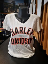 "T Shirt ""distinct"" Harley-Davidson"