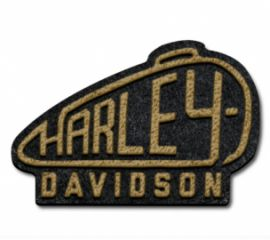 "PATCH ""TANK LARGE"" HARLEY-DAVIDSON"