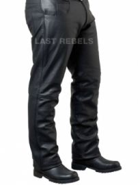 "Pantalon cuir ""NORMAL BL"""