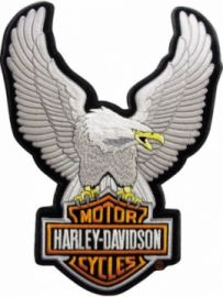 "Patch ""EAGLE UPWING""- Harley- Davidson"