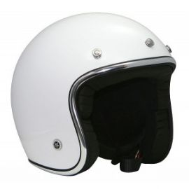 "Casque ""CARBON LEGEND BLANC BRILLANT""- GPA"
