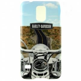 "Coque ""GALAXY S5 REAL""- Harley- Davidson"