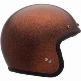 "Casque ""CUSTOM 500 ORANGE FLAKE""- Bell"