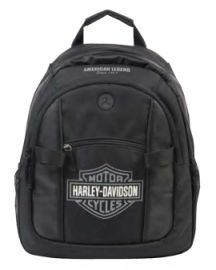 "Sac à dos ""DAY B&S BLACK""- Harley- Davidson"
