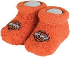 "Chaussons ""EMBRD BOOTIES""- Harley- Davidson"