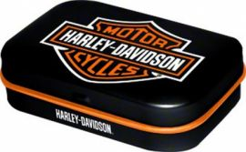 "BOITE METALLIQUE ""MINT BOXES HD"" HARLEY DAVIDSON"